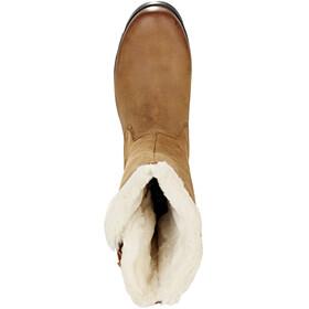 Sorel W's Emelie Foldover Boots Women Brown